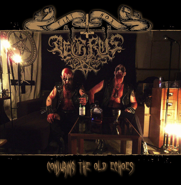 AEGRUS: Conjuring The Old Echoes, mcd