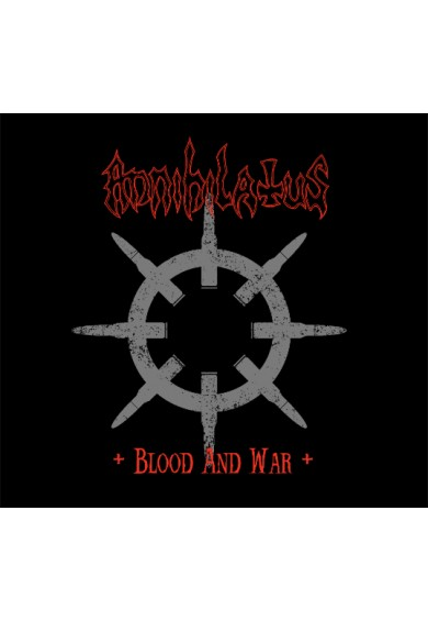 "ANNIHILATUS ""Blood And War"" digipak cd"