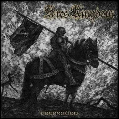ARES KINGDOM: Veneration, CD