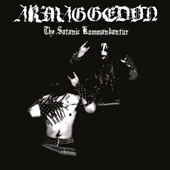 "ARMAGGEDON ""The Satanic Kommandantur"", CD"