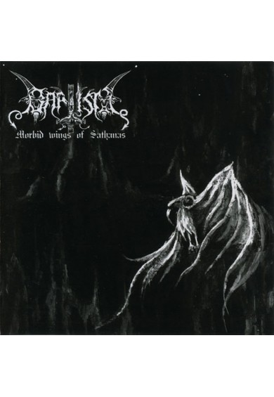 "BAPTISM ""Morbid Wings of Sathanas"" cd"
