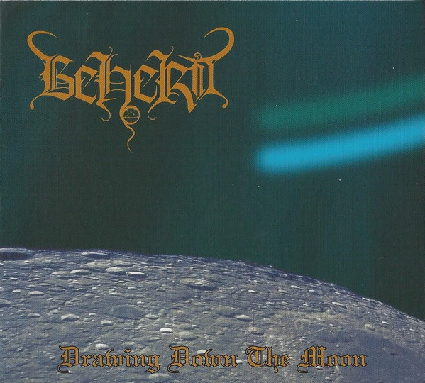 BEHERIT: Drawing Down The Moon, CD