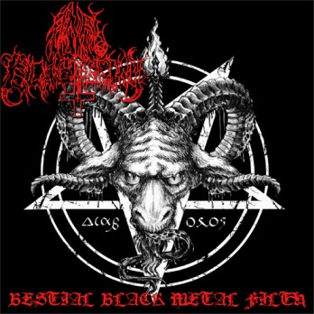 ANAL BLASPHEMY:Bestial Black Metal Filth, CD (re-release)