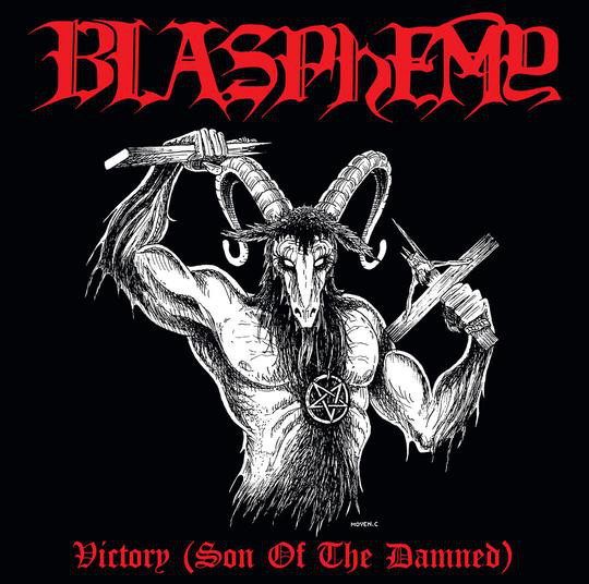 Blasphemy: Son of the damned, LP