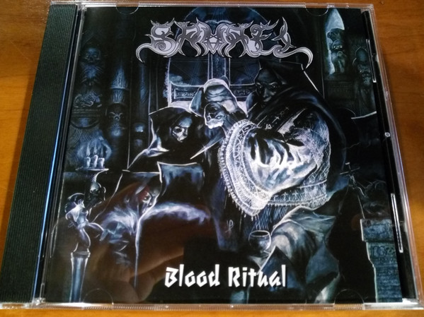 SAMAEL: Blood Ritual, CD