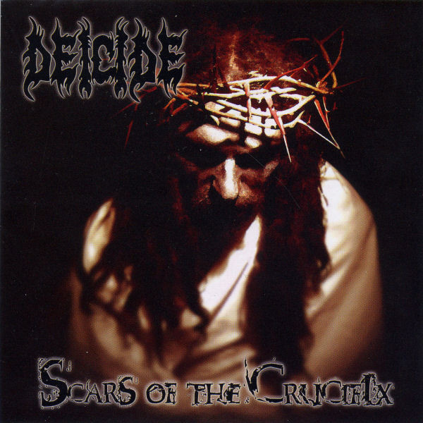 DEICIDE: Scars of the Crucifix, CD + dvd