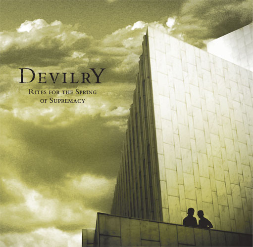 DEVILRY: Rites For The Spring Of Supremacy, LP