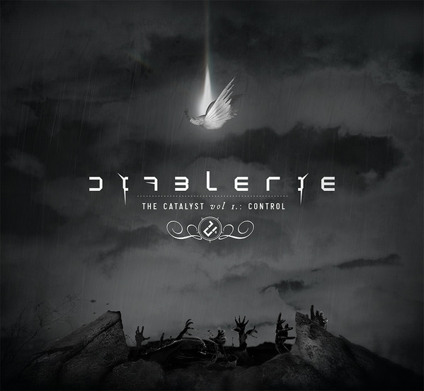DIABLERIE (Fin): The Catalyst vol. 1 : Control-Digi CD
