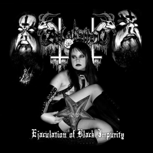 ANAL BLASPHEMY: : Ejaculation of Black Impurity MCD