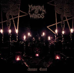 FUNERAL WINDS: Sinister Creed, CD