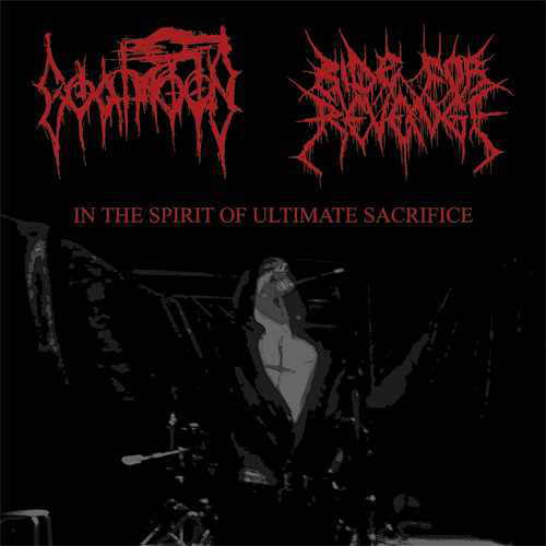 Goatmoon / Ride For Revenge ‎– In The Spirit Of Ultimate, DIGI
