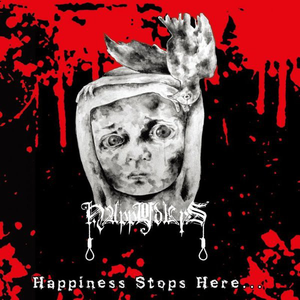 HAPPY DAYS: Happiness Stops Here..., CD