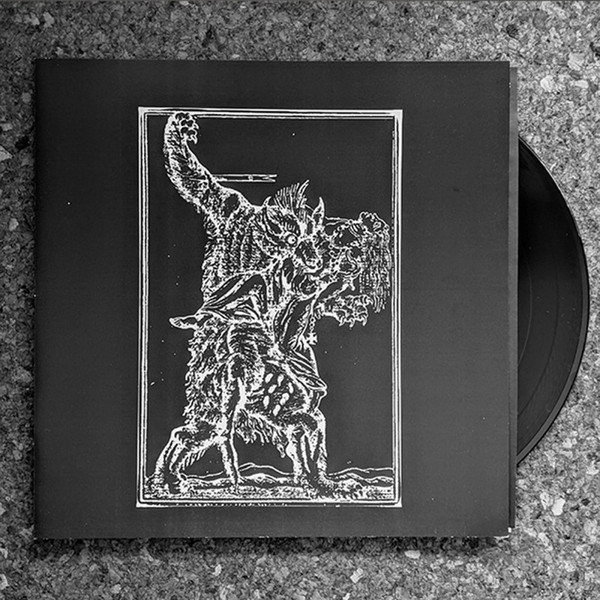 LYCANTHROPIC WINTER MOON: Nocturnal Vampyric Terror, 12""