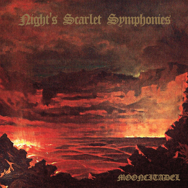 MOONCITADEL: Night's Scarlet Symphonies, CD