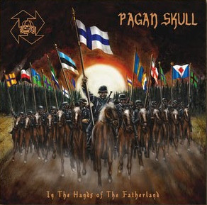 PAGAN SKULL: In the hands of the Fatherland CD