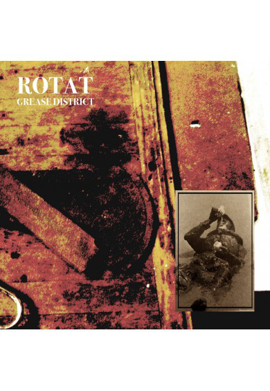 ROTAT: Grease District, CD