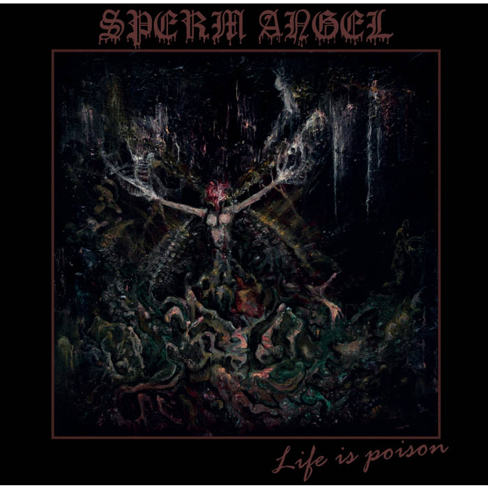 SPERM ANGEL: Life is Poison, DIGIPACK MCD