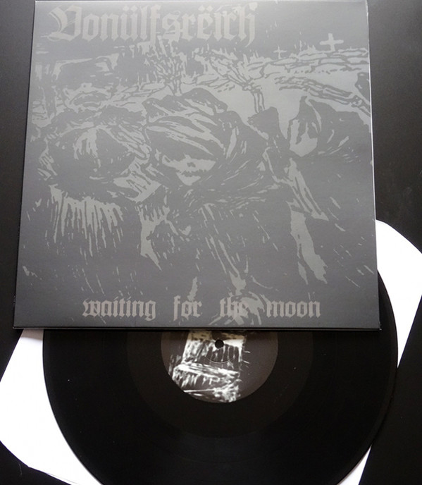 "Vonülfsrëich ‎– Waiting For The Moon, 12""mLp single sided"