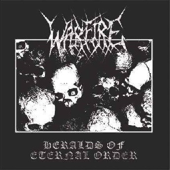 WARFIRE: Heralds of Eternal Order CD